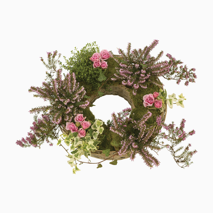 Planted Wreath For Wreaths