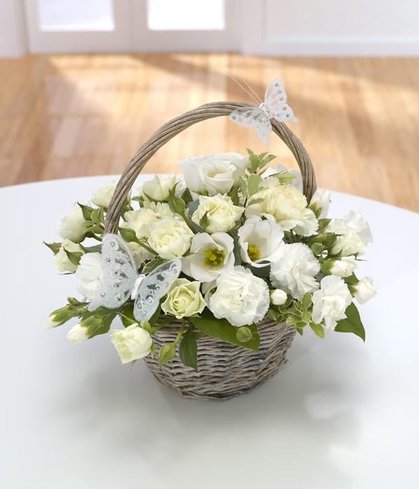 A Pure Gem Flower Bunch