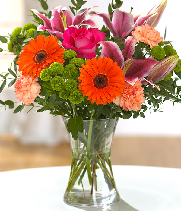 Celebration Flower Bunch